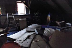 Entrümpelung Alpen Dachboden