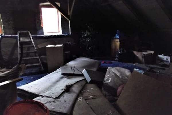 Entrümpelung Dachboden in Essen