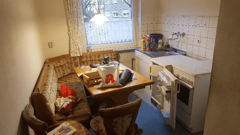 küche-vorher